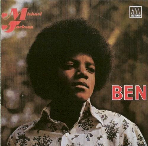 Michael Jackson Ben cover