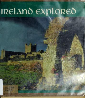 Cover of: Ireland explored. | Wolfgang Retler